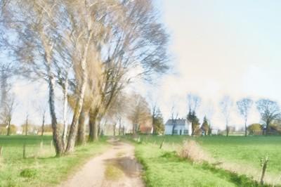 impressionistisch landschap